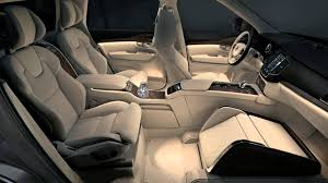 volvo head office australia volvo cars xc90 excellence lounge console youtube
