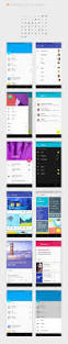 64 best tablet ui layouts images on pinterest tablet ui app