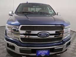 new 2018 ford f 150 king ranch crew cab pickup in longmont 18t066