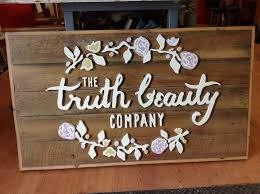 wood company the sign depotcustom vintage look wood signs s