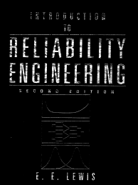 introduction to reliability engineering 2nd ed e e lewis