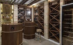 adding an underground wine cellar refresh renovations