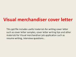 Merchandiser Job Description For Resume by Visualmerchandisercoverletter 140220235622 Phpapp01 Thumbnail 4 Jpg Cb U003d1392940609