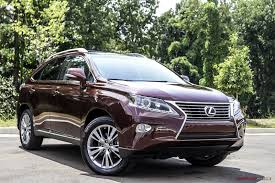 lexus rx 350 used atlanta 2013 lexus rx 350 stock 112098 for sale near marietta ga ga