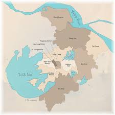 Map Of China Rivers by Suzhou Map Where Is Suzhou China