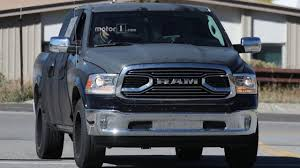 2018 ram 1500 redesign review price and release date