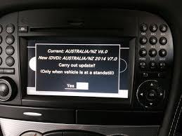lexus map update uk mercedes navigation maps conversion uk to australia import comand
