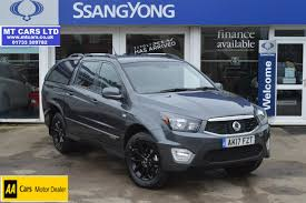 used 2017 ssangyong musso ex for sale in cambridgeshire pistonheads