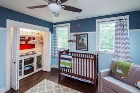Chevron Nursery Curtains Chevron Baby Room Ideas Nursery Transitional With Picture Rail