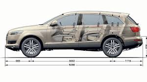 how many seater is audi q7 audi q7 2006 cartype