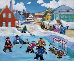 artist richard brodeur hockey google search winter sports artist richard brodeur hockey google search