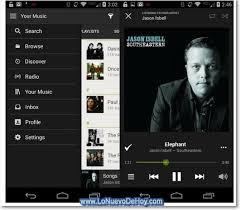 apk spotify descargar la versión reciente de spotify para android lo