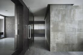 concrete interior design concrete office interior home of and finishes images awesome dark