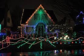 Portland Christmas Lights Peacock Lane Portland Holiday Christmas Lights Pictures U0026 2016