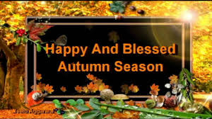 happy autumn season wishes greetings sms sayings quotes e card