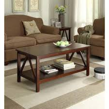 Storage Coffee Table by Linon Home Decor Accent Tables Living Room Furniture The