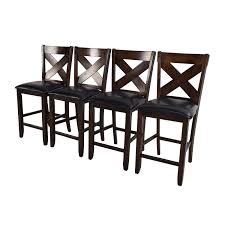 Bobs Furniture Kitchen Table Set by 65 Off Bob U0027s Furniture Bob U0027s Furniture X Factor Bar Stool Set