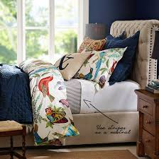 Pottery Barn Tropical Bedding 226 Best Bedrooms Images On Pinterest Bedroom Decor Master