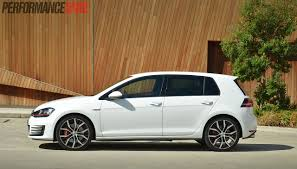 white volkswagen gti interior 2014 volkswagen golf gti performance mk7 review video