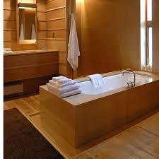 salle de bain de bateau parquet salle de bain leroy merlin