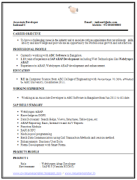 Currently Working Resume Sample Over 10000 Cv And Resume Samples With Free Download Computer