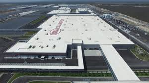 volkswagen mexico plant kia u0027s 3bn mexico plant opens to produce all new rio in 2017