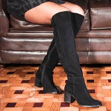 womens knee high boots nz s the knee hannahs