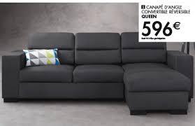 promo canapé d angle prix canapé d angle idées de décoration intérieure decor