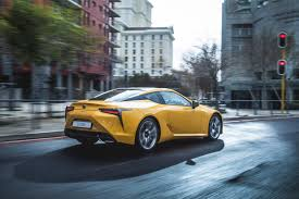lexus v8 south africa lexus launches its all new lc 500 coupe in south africa sme tech