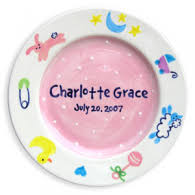 pewter birth plates personalized baby keepsakes and gifts