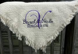 personalized wedding blanket blanket design personalized wedding throw blanket personalized