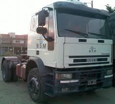 camión argentino iveco eurocargo 160e23