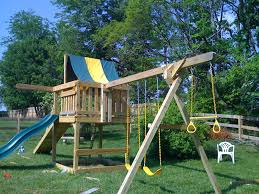 your backyard swing set could pose a threat auger site