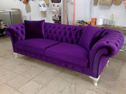 Purple Living Room Furniture Purple Eggplant Design Best Classic