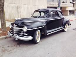 curbside classic 1947 plymouth coupe deluxe u2013 picking up where