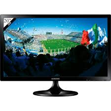 Amado TV Monitor Led Samsung 20, HD, Conversor Integrado, HDMI e USB  &NB63