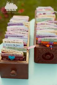 seed packet favors seed packet wedding favors