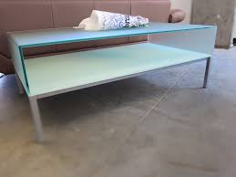 frosted glass coffee table italydesign com outlet store modern italian furniture in stock now