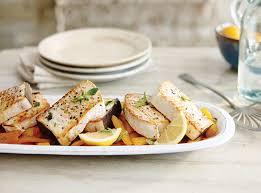 recette cuisine legere recette espadon et poivrons au safran maison et demeure
