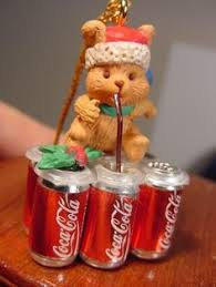 Pepsi Christmas Ornaments - enesco coca cola christmas ornament coca cola collection