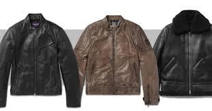 buy biker jacket best leather jackets for men in 2018 top mens leather moto coats