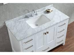 unique cabinet bathrooms design white single bathroom vanity solid wood hd