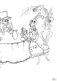 sympho 248 coloring pages apples mad hatter coloring
