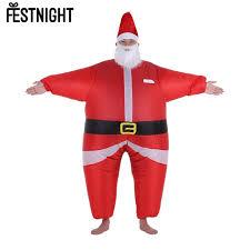 santa costume aliexpress buy christmas santa costume jumpsuit