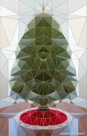 polytree christmas trees lights not working merry christmas low poly tree ken kotch photography