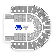 anaheim convention center floor plan iwireless center seating chart u0026 interactive seat map seatgeek