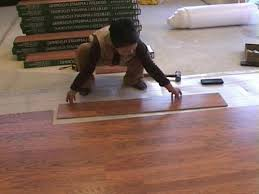 install laminate flooring on concrete