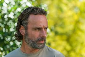 rick grimes hairstyle andrew lincoln as rick grimes the walking dead