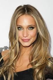 Hochsteckfrisurenen Lange Haare Blond by Die Besten 25 Dunkelblonde Haare Ideen Auf