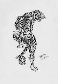 30 best tiger tattoo images on pinterest tiger tattoo design